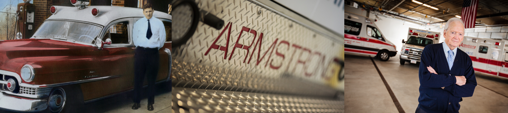 Armstrong Ambulance - Our History