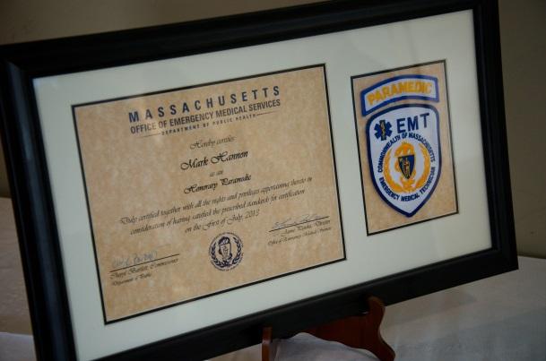 Paramedic Certificate